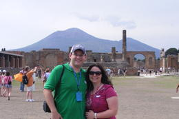 Visiting the ruins of Pompeii. Amazing experience , NittanyLaura - August 2011