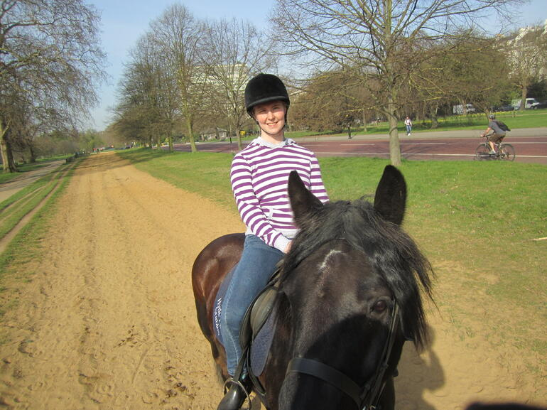 Private Riding Lesson - London