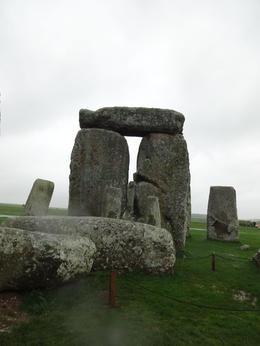 Photo of London Private Viewing of Stonehenge including Bath and Lacock Stonehenge in the rain