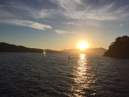 So many beautiful sites but none more than the sunset! , Karla H - July 2015