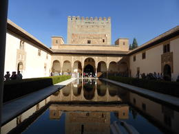 Photo of   The Alhambra palace