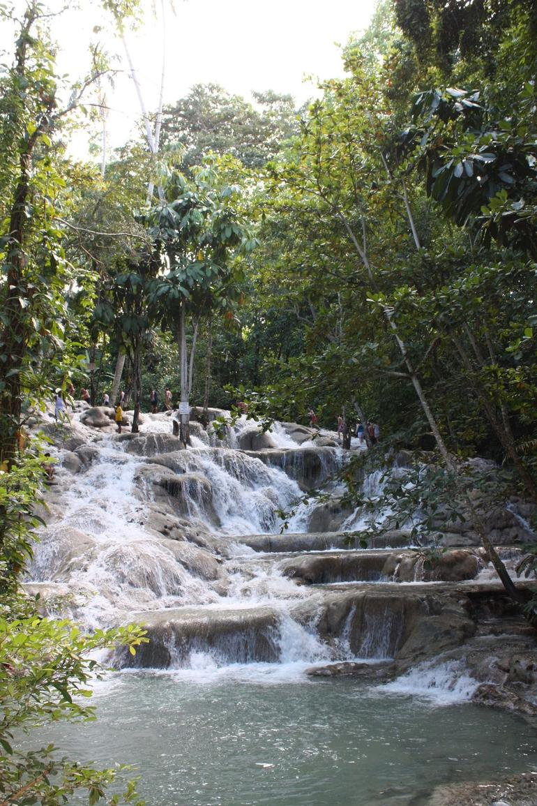 The falls - Montego Bay