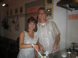 Photo of Florence Tuscan Cooking Class and Dinner in Florence Us