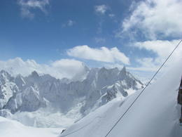 Photo of Geneva Chamonix and Mont Blanc View from top