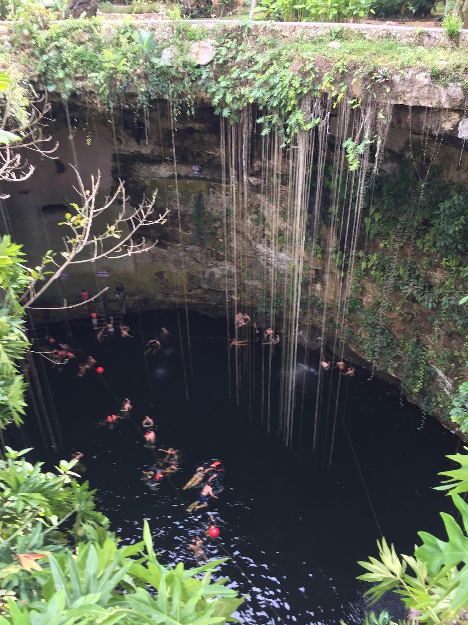 Chichen Itza, Ik Kil Cenote and Valladolid with Temazcal and Lunch