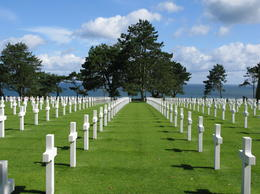 Photo of Bayeux Omaha Beach Half-Day Trip from Bayeux American Cemetary