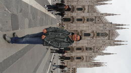 Me at Duomo , RAHUL S - April 2013