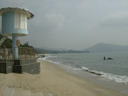 Photo of Hong Kong Lantau Island and Giant Buddha Day Trip from Hong Kong Cheung Sha Beach