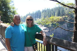 Photo of Seattle Snoqualmie Falls and Seattle Winery Tour Cooling Off in Seattle!