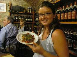 Photo of Florence Tuscan Cooking Class and Dinner in Florence Dinner Time!