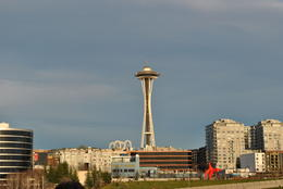The Seattle weather was FANTASTIC for the Elliot Bay tour from Argosy, it could not have been planned any better! , Clayton C - January 2012