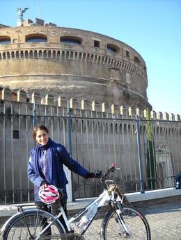 Photo of Rome Panoramic Bike Tour of Rome DSCN2453