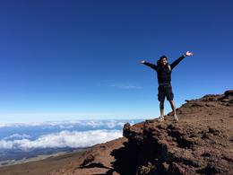 Haleakala is my favorite place on the Maui. What I like about it is it looks like the moon or mars. I am so happy that I took this Day Tour with Viator !! , AMMARIT B - December 2014
