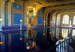 Photo of   Hearst Castle Indoor Pool