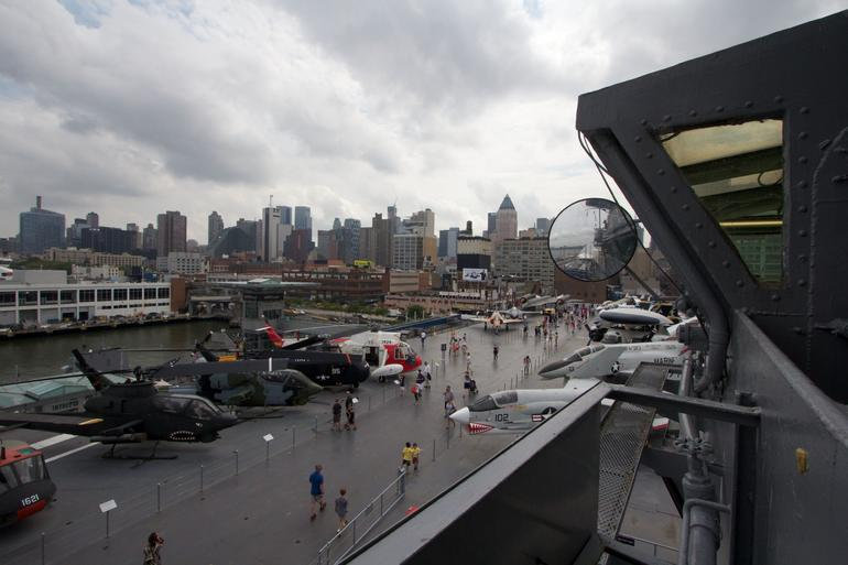 Intrepid Sea, Air & Space Museum - New York City