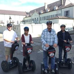 New Orleans French Quarter Segway Tour, Jeffrey W - November 2015