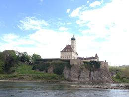 one of the castle along the way to Melk , wploy - April 2014