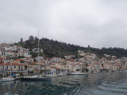 Photo of Athens Hydra, Poros and Egina Day Cruise from Athens One of the islands from the boat