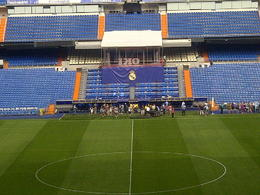 Photo of Madrid Madrid Super Saver: Toledo Half-Day Trip and Panoramic Madrid Sightseeing Tour Real Madrid stadium