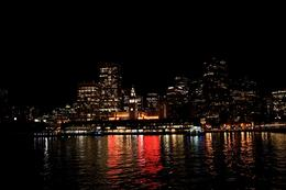 Photo of San Francisco San Francisco Dinner Dance Cruise retour au pier