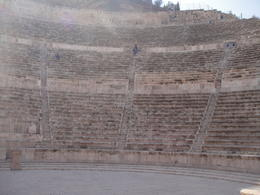 Photo of Amman Private Amman City Sightseeing Tour with Optional Arabic Mezze Lunch and Turkish Bath Roman Theatre