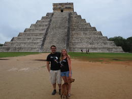 Photo of Cancun Viator Exclusive: Early Access to Chichen Itza with a Private Archeologist Sweetest dogs!