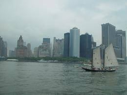 Photo of New York City New York 4th of July Dinner Cruise View of Manhatten from Boat