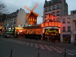 Photo of Paris Moulin Rouge Show Paris Awesome view