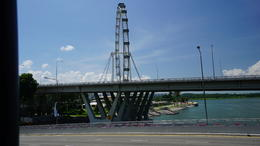 Photo of Singapore Singapore City Hop-on Hop-off Tour 165 Meter Riesenrad