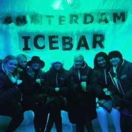 Girls weekend in Amsterdam. , Catherine B - November 2015