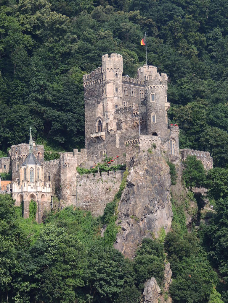 Another Castle - Rhine River