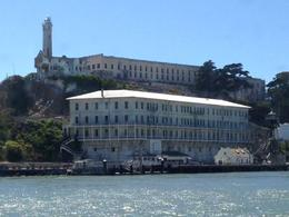 Photo of San Francisco Alcatraz Tour plus Muir Woods, Giant Redwoods and Sausalito Day Trip Arraving to Alacatraz