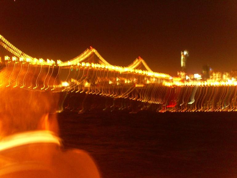 Bay Bridge from the other side - San Francisco