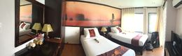 Panoramic view of the bedroom , Stephanie L - August 2015