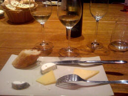 Photo of Paris French Wine Tasting in Paris Cheese