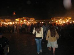 Djemaa el Fna (Place of the Dead), Cat - January 2012