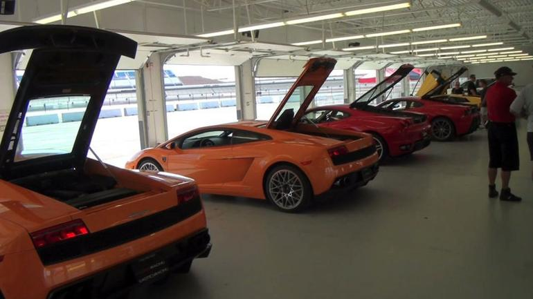 Exotic Car Driving Experience - Las Vegas