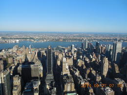 Photo of New York City Viator VIP: Empire State Building, Statue of Liberty and 9/11 Memorial From the top of the Empire State