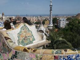Photo of Barcelona Barcelona in One Day Sightseeing Tour Gaudi Park