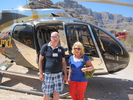 Photo of Las Vegas Grand Canyon All American Helicopter Tour Grand Canyon May 2014