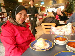 Photo of Paris London Day Trip from Paris by Eurostar Halal@Muslim food