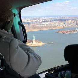 Photo of New York City Private Tour: Manhattan Helicopter Tour Heli tour New York