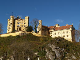 King Ludwig lived here and watched Neuschwanstein being built. , MARTIN S - November 2013