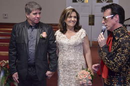 Photo of Las Vegas Las Vegas Wedding at A Special Memory Wedding Chapel MARCOS E ANA CESARINA  ARRUDA,ELVIS