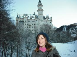 Photo of   Me and Neuschwanstein