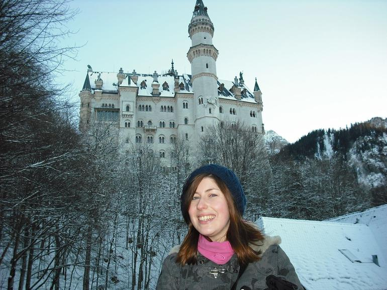 Me and Neuschwanstein - Munich