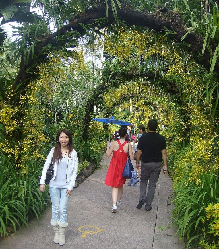 National Orchid Gurden - Singapore