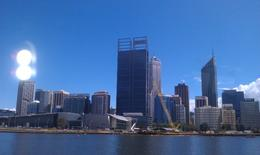 Photo of Perth Perth Lunch Cruise including Fremantle Sightseeing Tram Tour perth city from the Swan River