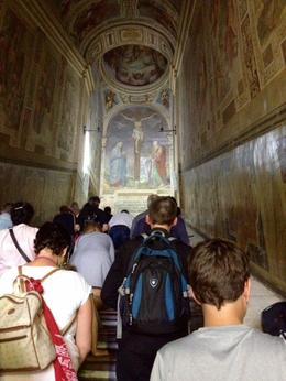 Photo of Rome Christian Rome Afternoon Tour Sacred Steps