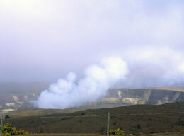 Foto de Oahu Big Island Day Trip: Volcanoes National Park from Oahu Steam